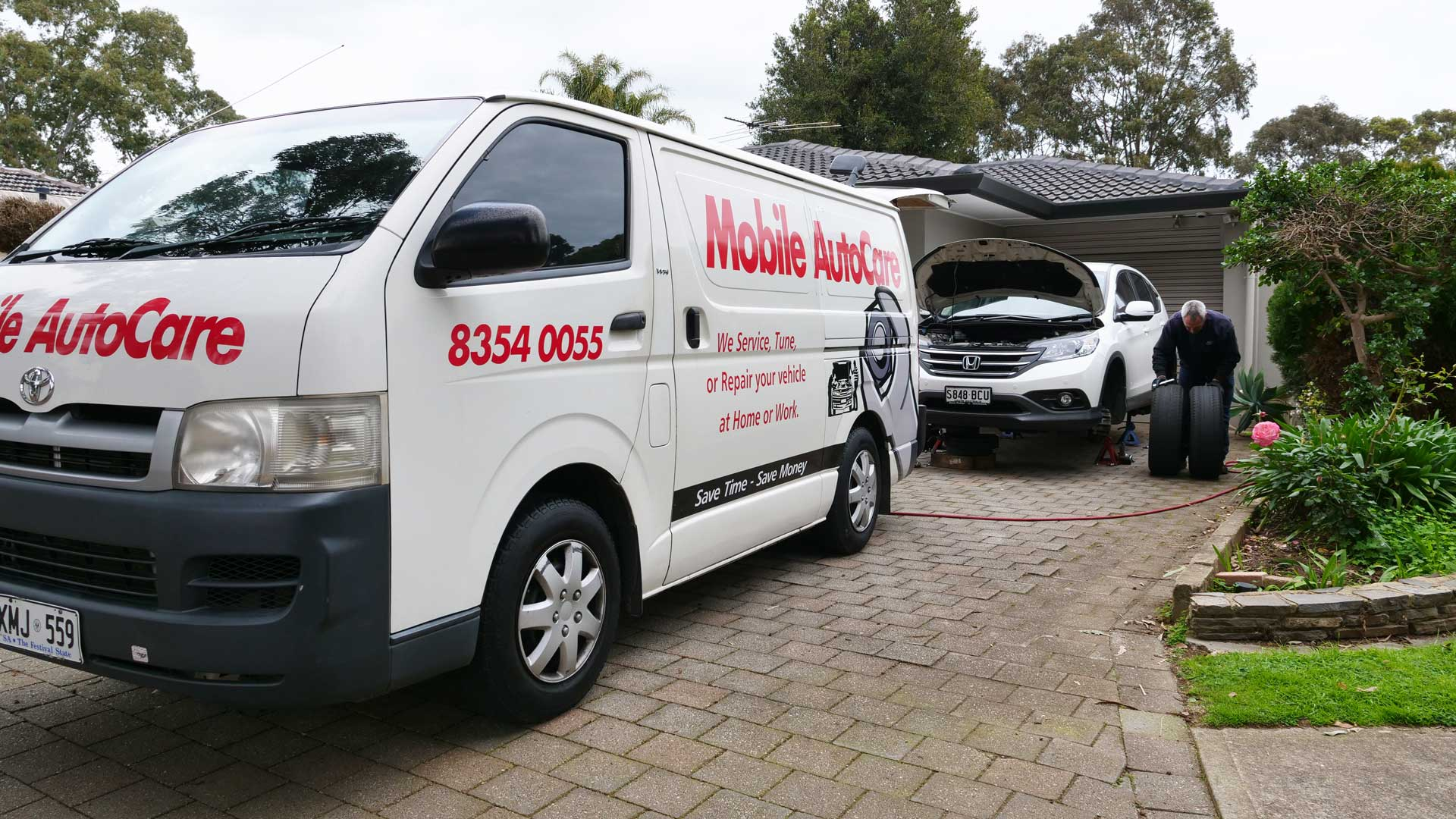 Mobile Car Servicing