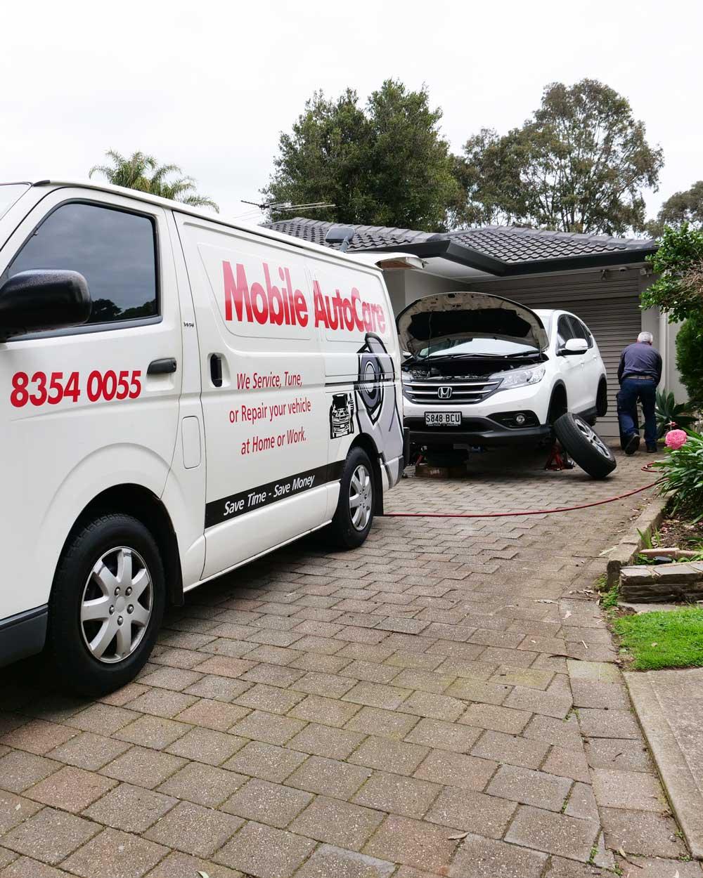 Mobile Car Repairs